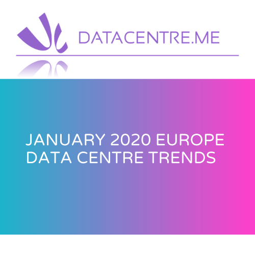 January 2020 Europe Data Centre Trends Report Icon