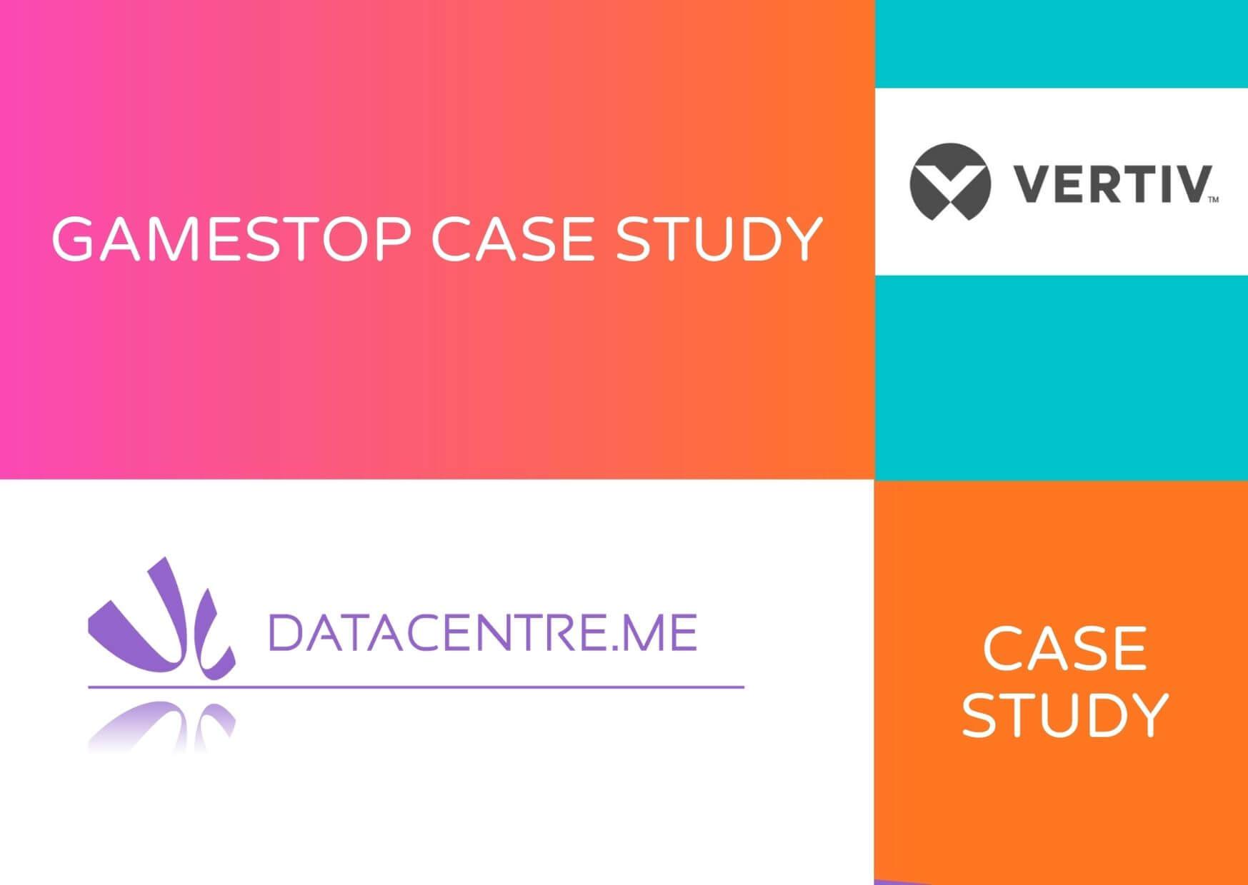 GameStop Case Study from Vertiv