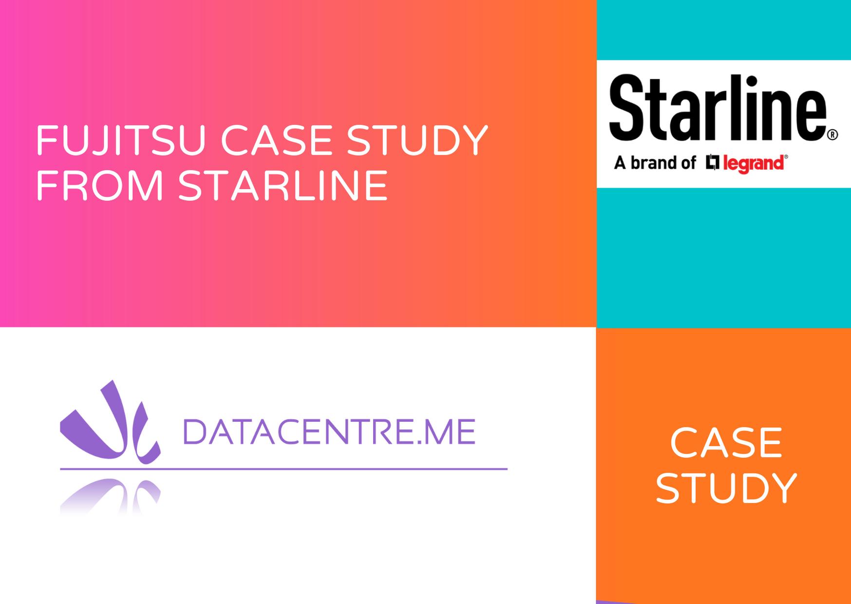 Starline Case Study on DATACENTRE.ME