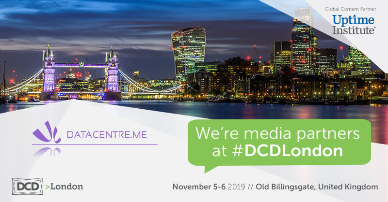 DCD London Media Partner 2019