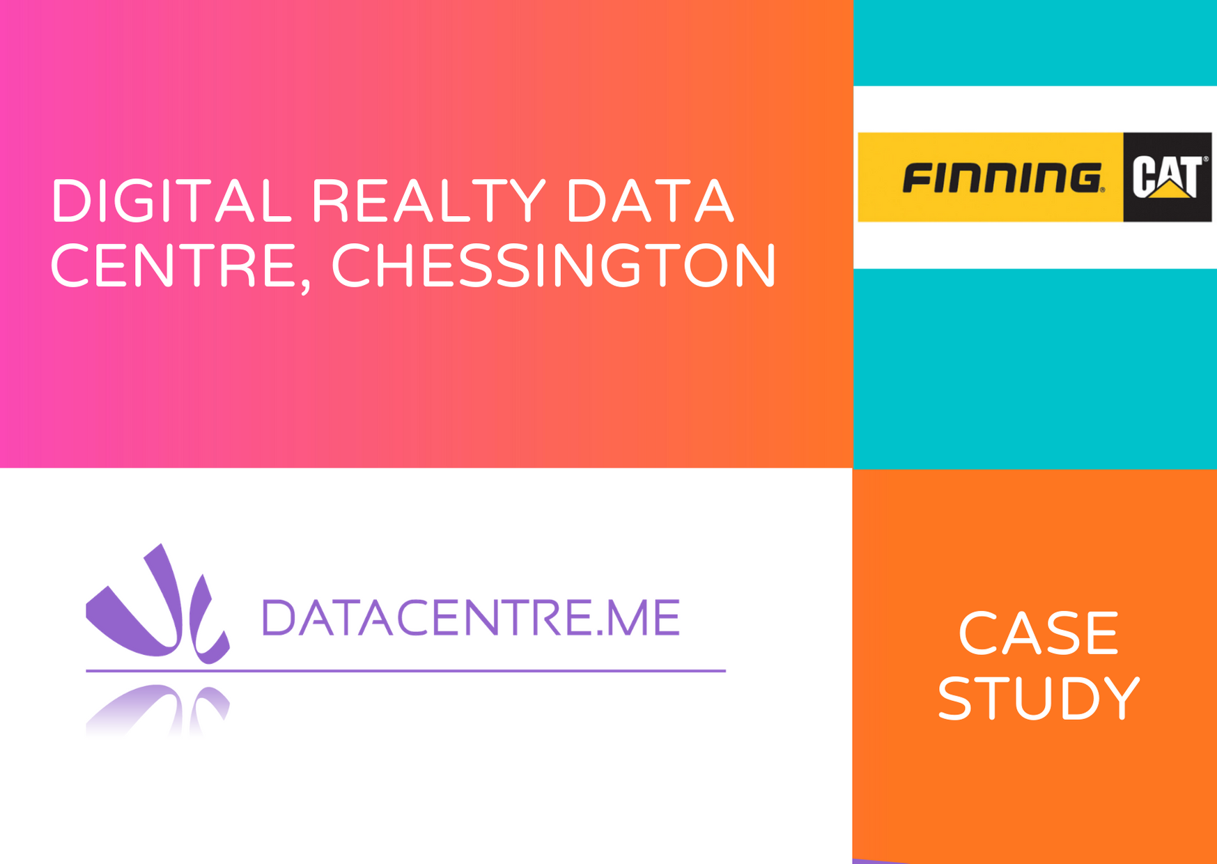 Finning Case Study Digital realty chessington