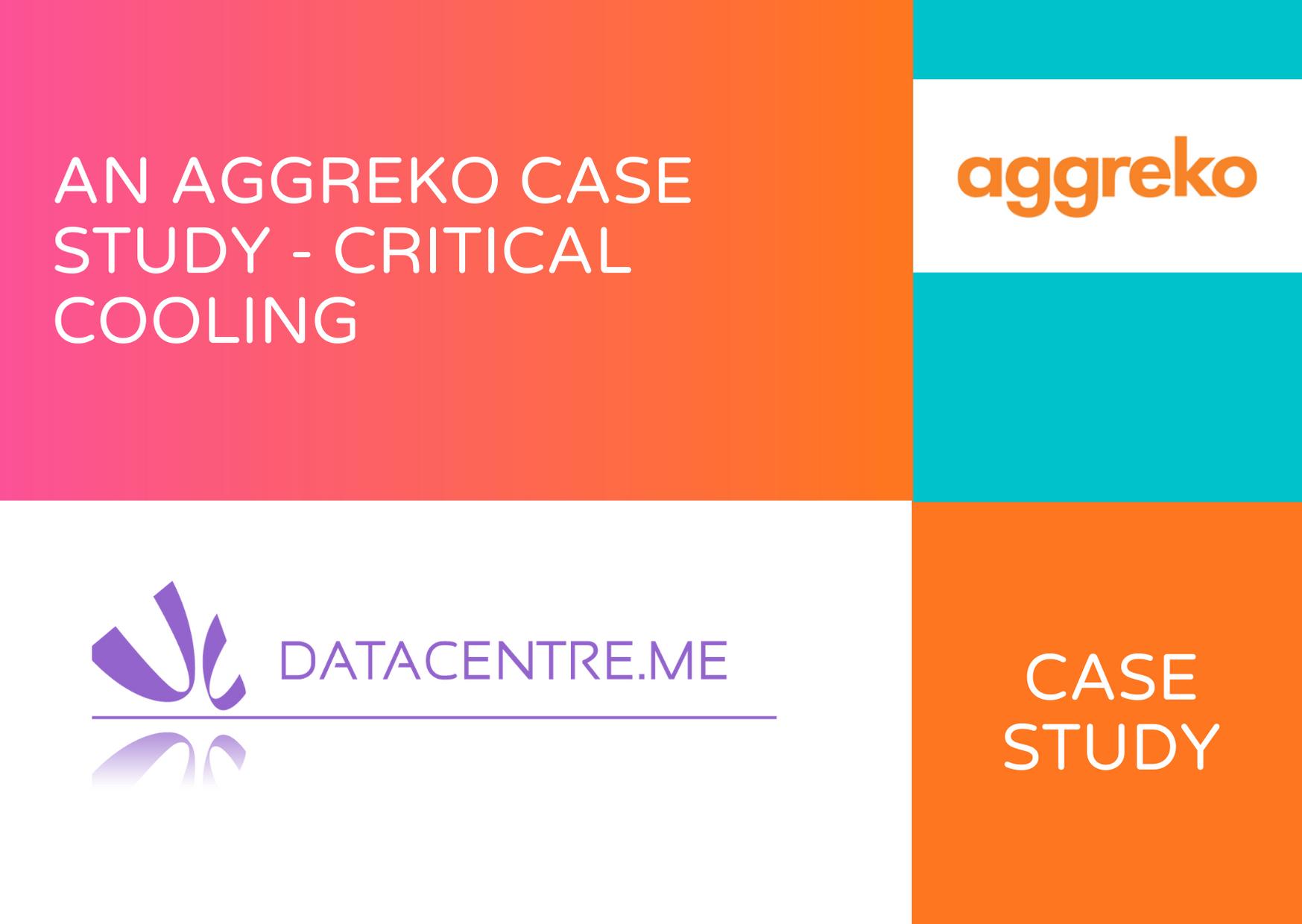 An Aggrekko Case Study - Critical Cooling
