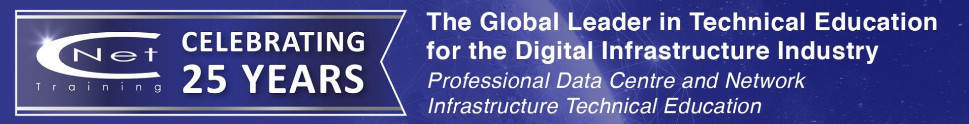 CNet Training is the Global Leader in Technical Education for the Digital Infrastructure Industry
