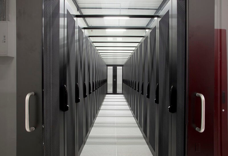 image of a data cen