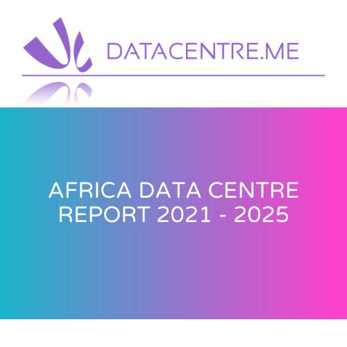 Africa Data Centre Report 2021 – 2025 icon