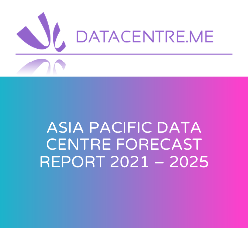 Asia Pacific Data Centre Forecast Report 2021 - 2025 Icon