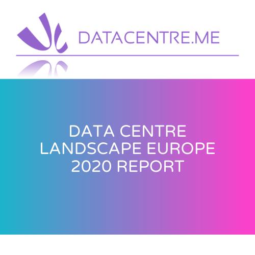 Data Centre Landscape Europe 2020 report icon