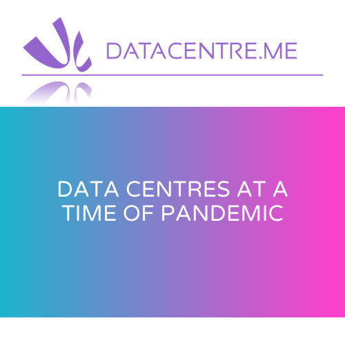 Data Centres at a Time of Pandemic Icon
