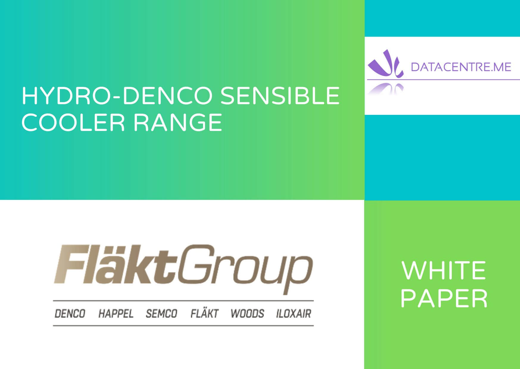 FlaktGroup White Paper - Hydro-Denco Sensible Cooler Range Image