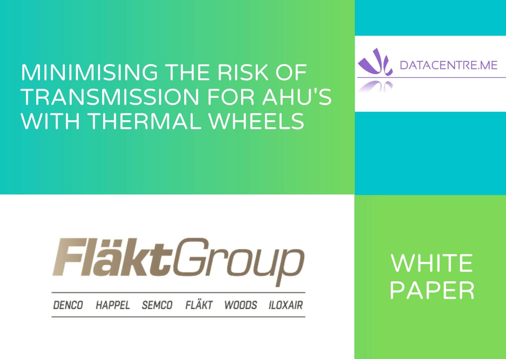 FlaktGroup White Paper - Thermal Wheels Image