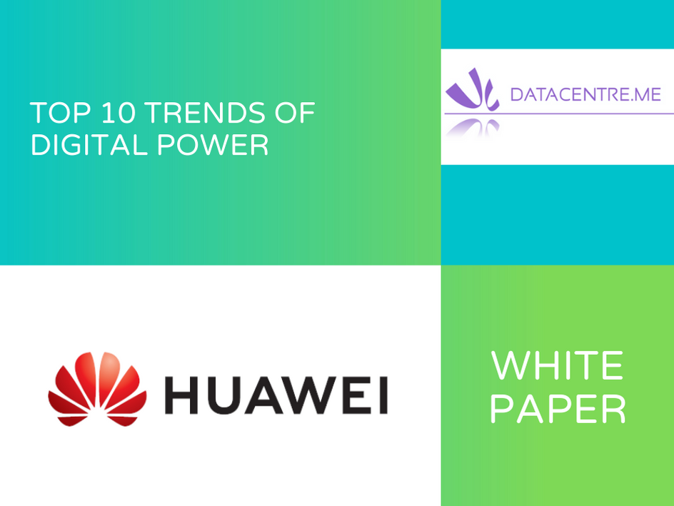 Huawei White Paper Top 10 Trends of Digital Power