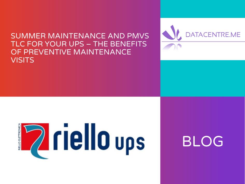 Riello Blog - Summer Maintenance and PMVs