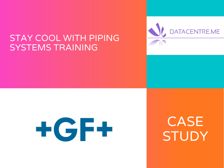 GF Piping Systems Case Study - Stay Cool With Piping Systems Training
